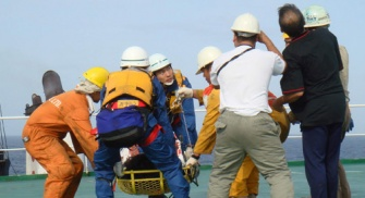 marine ship offshore training course HUET H2S BOSIET